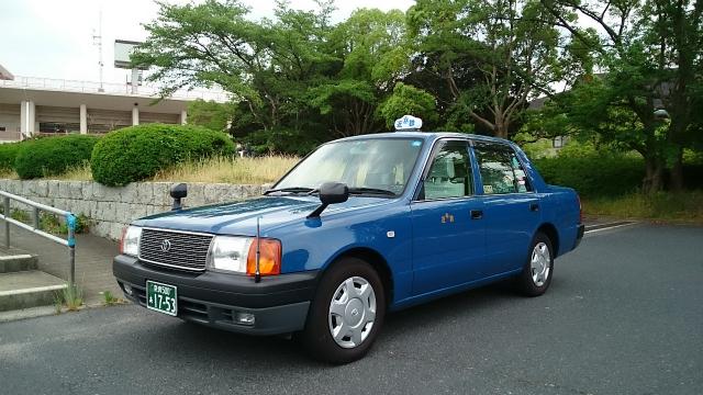 一般タクシー(小型)の紹介