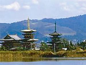 法隆寺・西の京コース